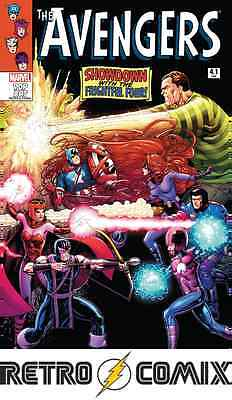 Marvel Now! Avengers #4.1 First Print New/unread Bag & Board