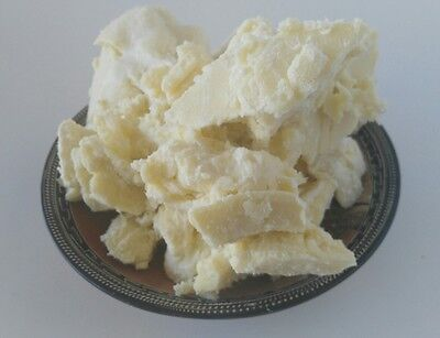 PURE 100% Organic Raw Unrefined African Shea Butter Grade A from Ghana 8oz/0.5lb