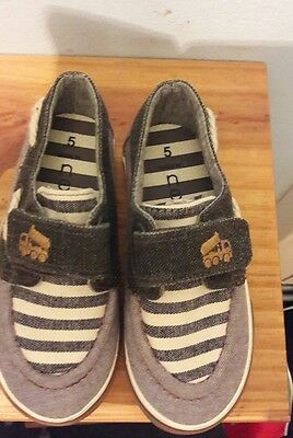 NEXT Toddler Boys Shoes size 5