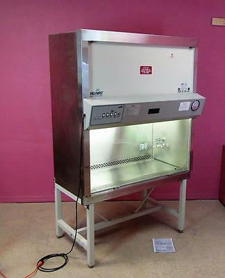 Nuaire 425-400 Laminar Biological Class II Type A/B3 Safety Cabinet Fume Hood UV
