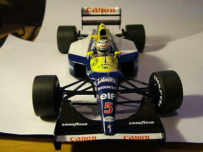 Williams Fw14B N.mansell  South Africa Grand Prix  1/18 Scale