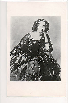Photo Card Princess Sophie of Württemberg Queen of Holland