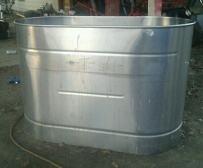 """STAINLESS STEEL  TUB 49""""x 28""""x 25"""""""