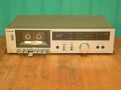 Toshiba PC-X15, Dolby, mic/line in, cassette deck