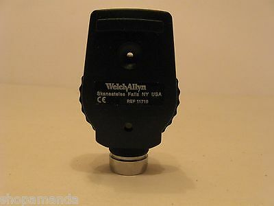 3.5V WELCH ALLYN Standard Ophthalmoscope (head only) 11710