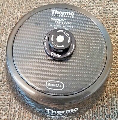Thermo Scientific FIBERLite F18-12x50 Carbon Fiber Centrifuge Rotor