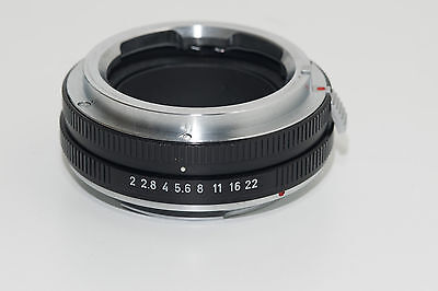 Leica 14127 M to R adapter