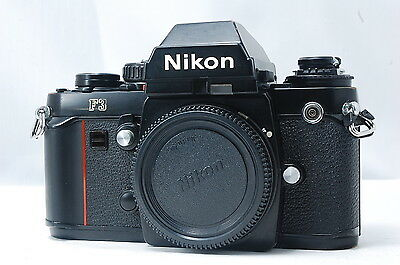 Nikon F3 35mm SLR Film Camera Body Only  SN1430237