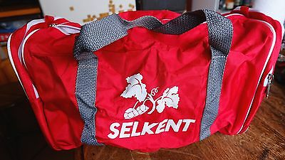 SELKENT TRAVEL BEXLEYBUS ROUNDABOUT BAG London Transport Buses defunct operators