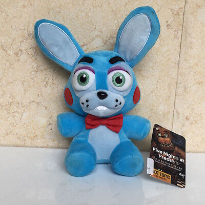 "Funko Five Nights at Freddys Toy Bonnie 6"" Limited Edition Exclusive Plush Doll"