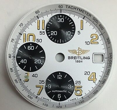 Genuine Breitling Automatic White Dial Dial-A284 29.8Mm