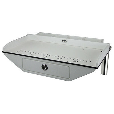 FILLET TABLE WITH DRAWER Bait Board Fish Filleting Table by Deep Blue USA