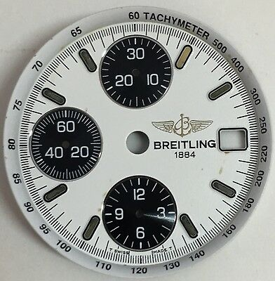 Genuine Breitling Gent White Dial Dial-A204 29.8Mm