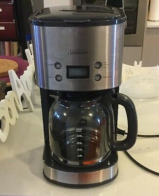 Sunbeam PC7900 12 Cups Coffee Maker - Stainless