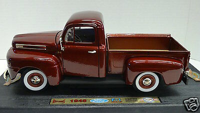 Yat Ming 1:18 1948 Ford F-1 Pickup (50th Anniversary)- Limited to 1998 worldwide