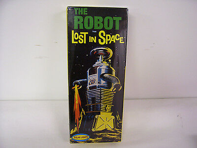 Lost in Space Robot Polar Lights SEALED Model Kit Universal Studios Aurora