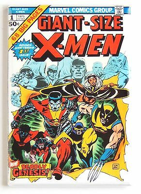 Giant Size X-Men #1 FRIDGE MAGNET (2 x 3 inches) comic book