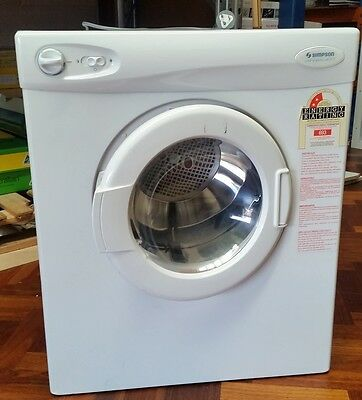 Simpson Sirocco 455 Clothes Dryer