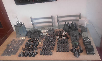 Ejercito  Warhammer 40k Lobos Espaciales / Space Wolves