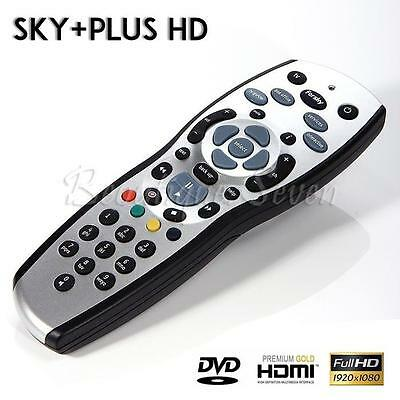 UK Sky+ Hd Remote Control Controller Rev 9 Brand New Replacement High Quality