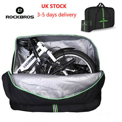 RockBros Folding Bike Carrier Bag Carry Bag Easliy Carry Bag with Storage Bag UK