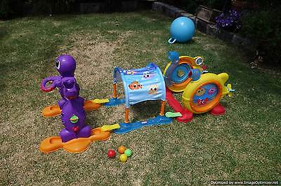 Little Tikes Baby play centre, Activity centre, tunnel