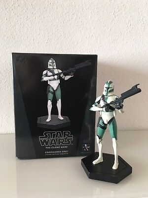 Star Wars Gentle Giant Maquette Commander Gree