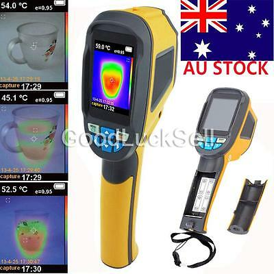 Handheld Real-time Thermal Imaging Camera Infrared Thermometer Imager -20℃~300℃