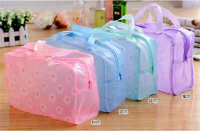 Women Ladies Waterproof Makeup bag Cosmetic Storage Bag Cute Toiletry Bag