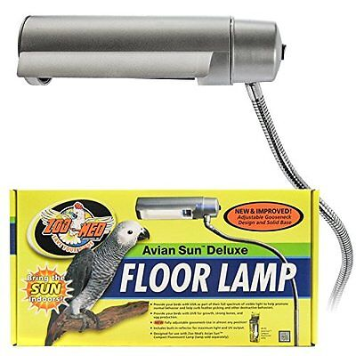 SEHR GUT: Zoo Med AFL-10 AvianSun Deluxe Floor Lamp