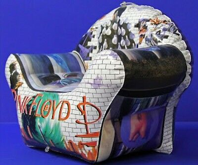 "Pink Floyd 1994 ""pulse"" Inflatable Promo Couch Mint Rare"