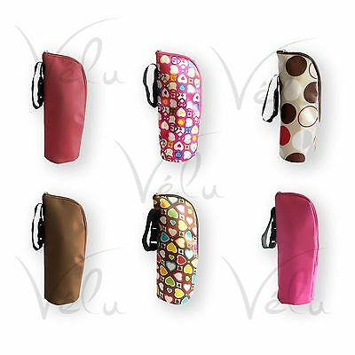 Baby Stroller Pushchair Pram Bottle Warmers Thermal Feeding Mummy Tote Bag Hang