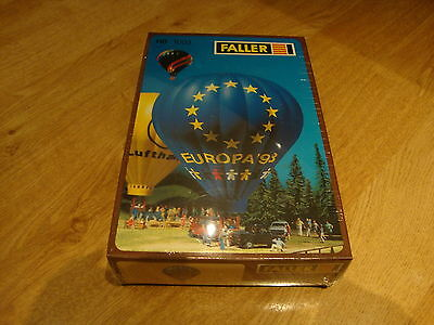 "L50 BNIB Faller Model Kit 1003 - Hot-air Balloon ""EUROPE"" H0"