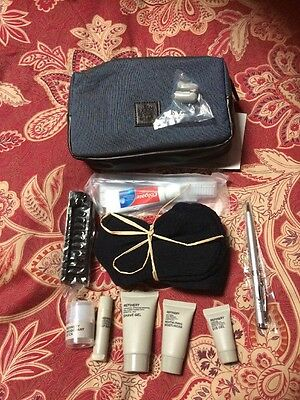 """British Airways First Class Amenity Kit """"The Refinery"""" Products"""