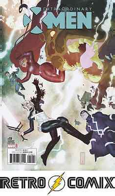Marvel Extraordinary X-Men #19 Caldwell 1:25 Variant New/unread Bagged & Boarded