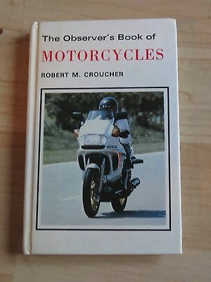The Observers  Book of Motorcycles 1982