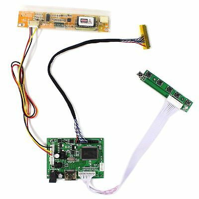 HDMI Input LCD driver board work for 15.6inch 30Pin CCFL 1366x768 LCD panel
