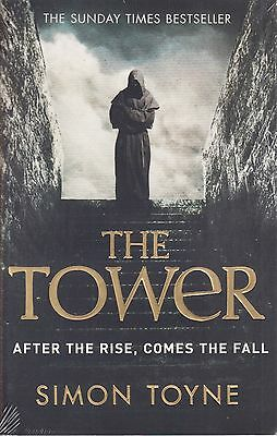 The Tower BRAND NEW BOOK by Simon Toyne (Paperback, 2013)