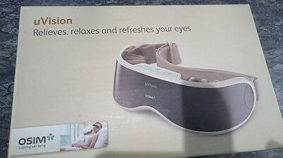 Osim uVision Pro Eye And Temple Massager