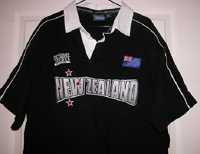 New Zealand 2011 World Cup Rugby Jumper XL