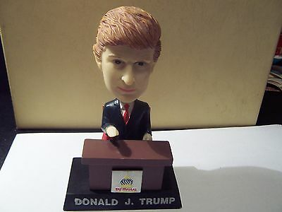 Donald J. Trump bobblehead Trump Taj Mahal 2004-5 Collector's Edition, Mint