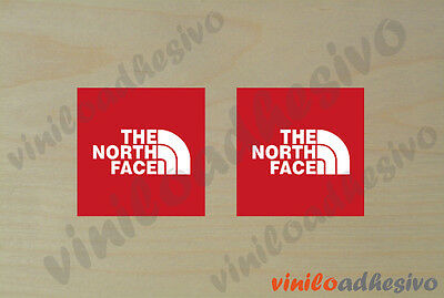 PEGATINA STICKER VINILO The North Face ref2 autocollant aufkleber adesivi
