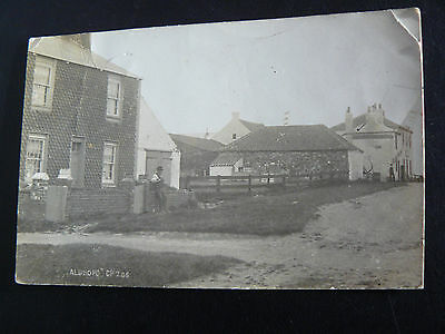 Aldeburgh Real Photo RP Postcard sent to Mrs Youngs at Southwold
