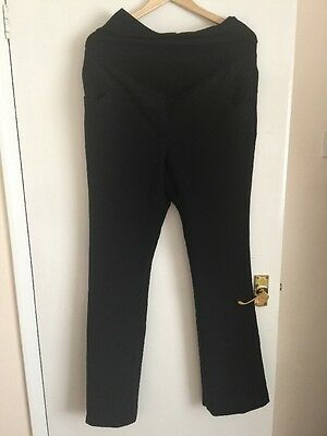 Next maternity trousers size 14