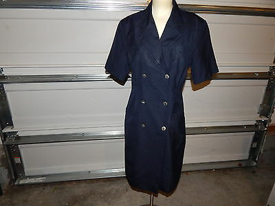 US AIR AIRLINES issued uniform 90's dress size 8