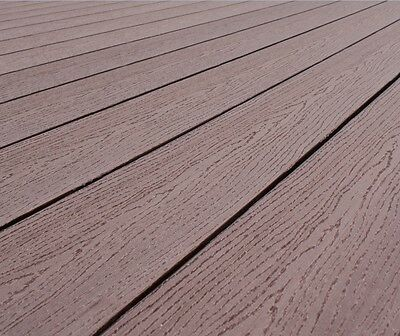 Composite Decking 162mm x 4 or 6  Metre Lengths (WPC )