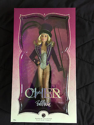 Cher Ringmaster Doll Limited Edition Excellent Condition!!!!