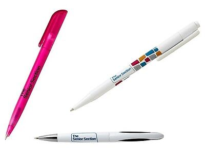 Senior Section Pen Official Senior Section Uniform Pink White Or Multi NEW