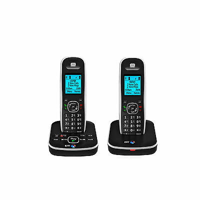 BT 5510 Cordless Twin With Answer Machine - BRAND NEW LIMITED STOCK! FAST P&P!