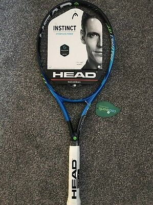 Brand New Head Graphene Instinct Lite 2017- Grip Size 2